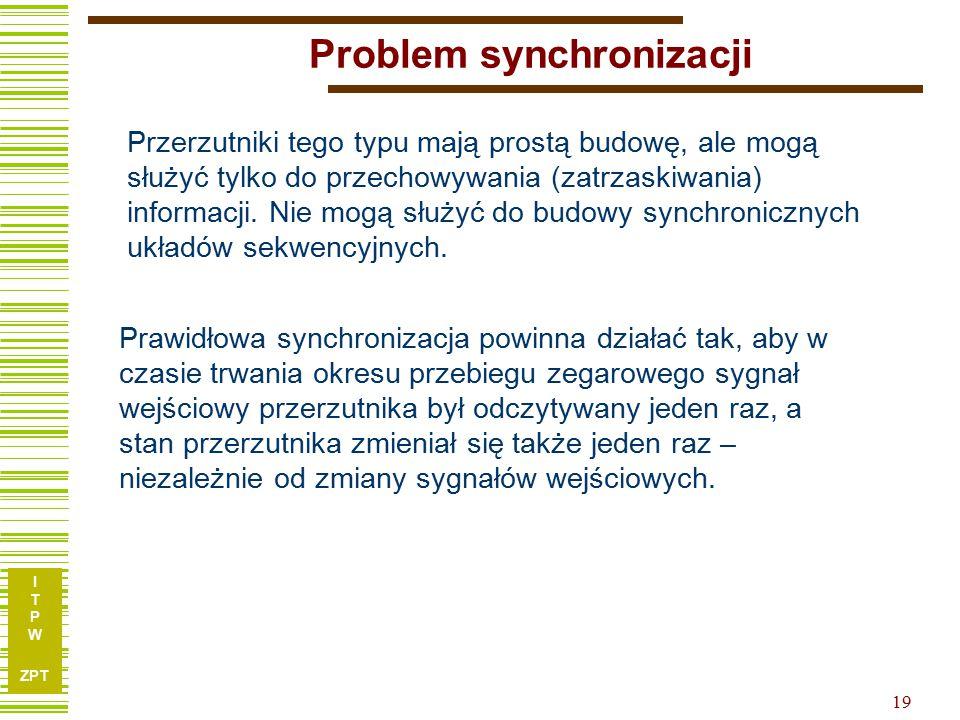 Problem synchronizacji