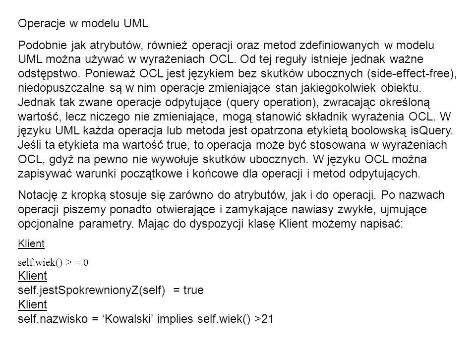 self.jestSpokrewnionyZ(self) = true