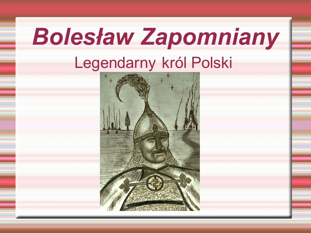 Legendarny król Polski