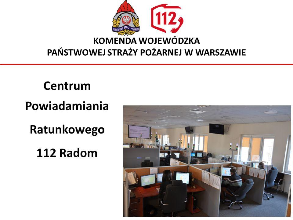 Centrum Powiadamiania Ratunkowego 112 Radom