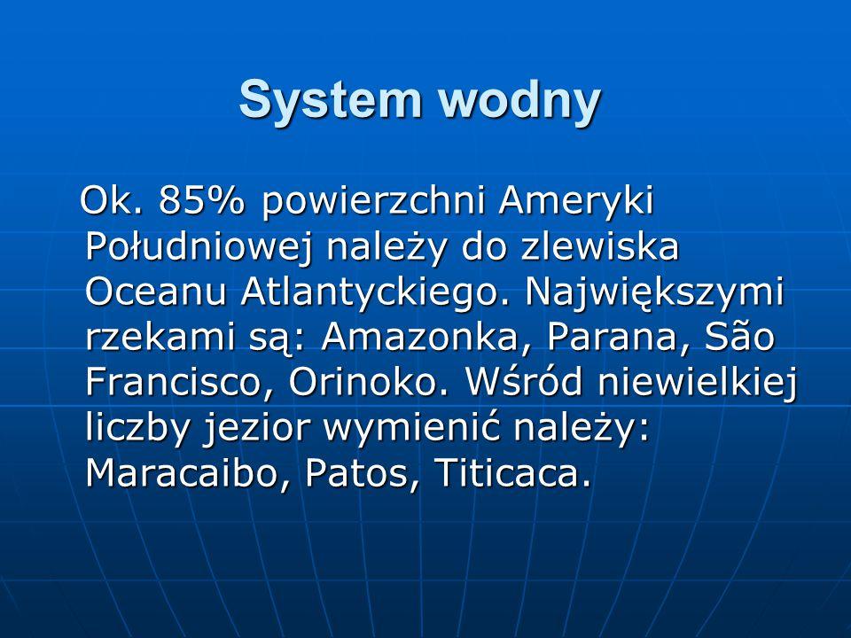 System wodny