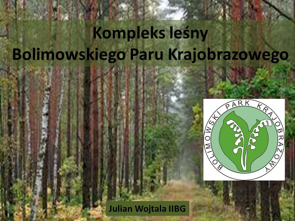 Bolimowskiego Paru Krajobrazowego
