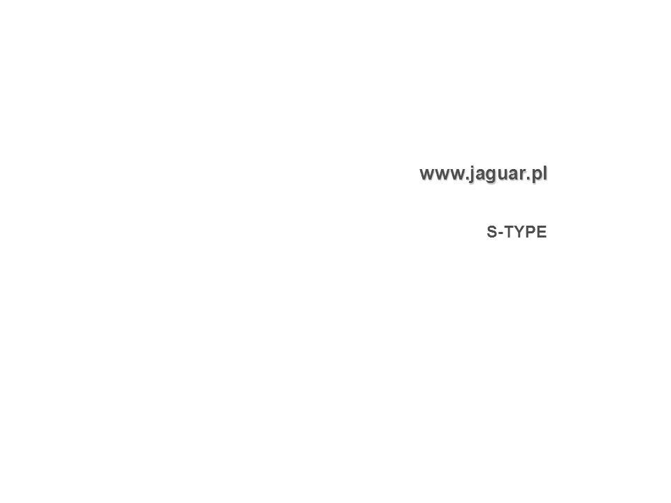 www.jaguar.pl S-TYPE