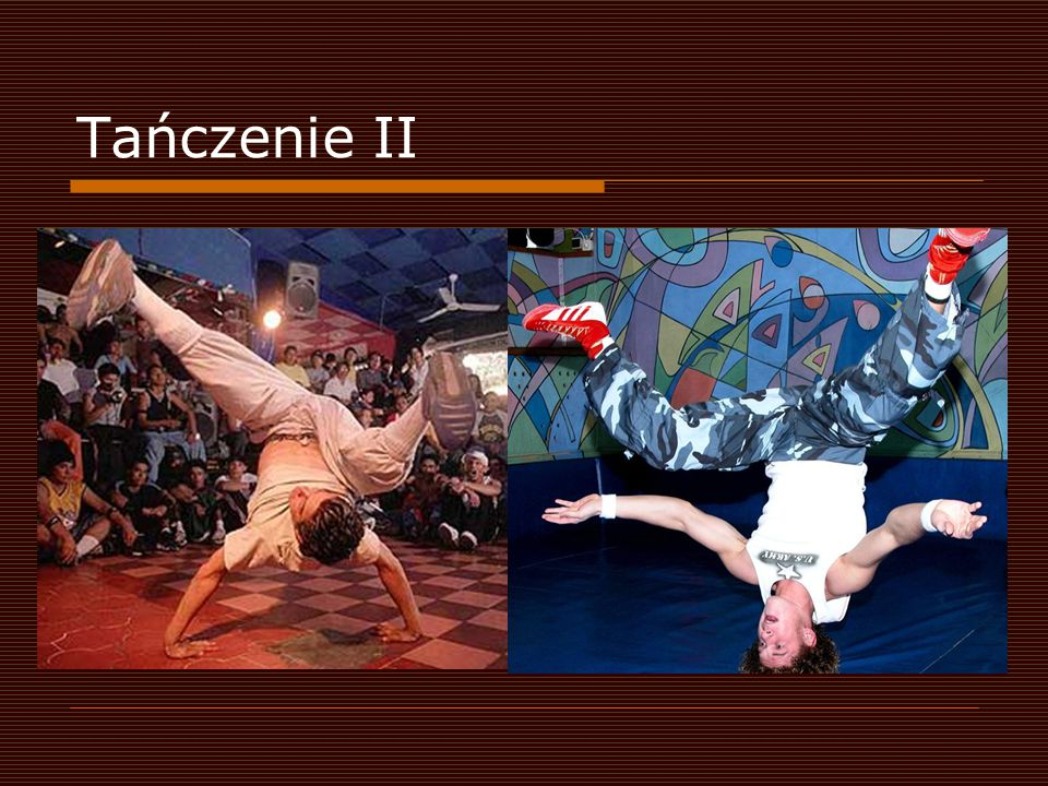 Tańczenie II