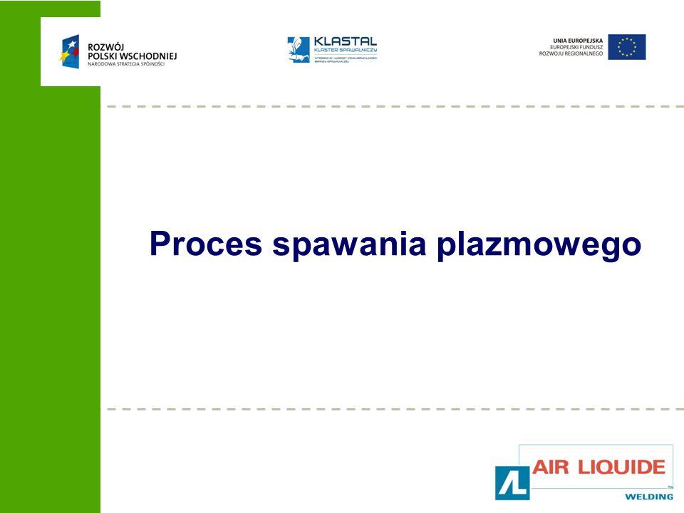 Proces spawania plazmowego