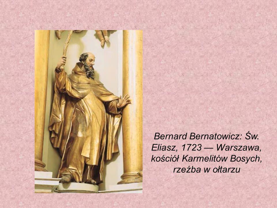 Bernard Bernatowicz: Św