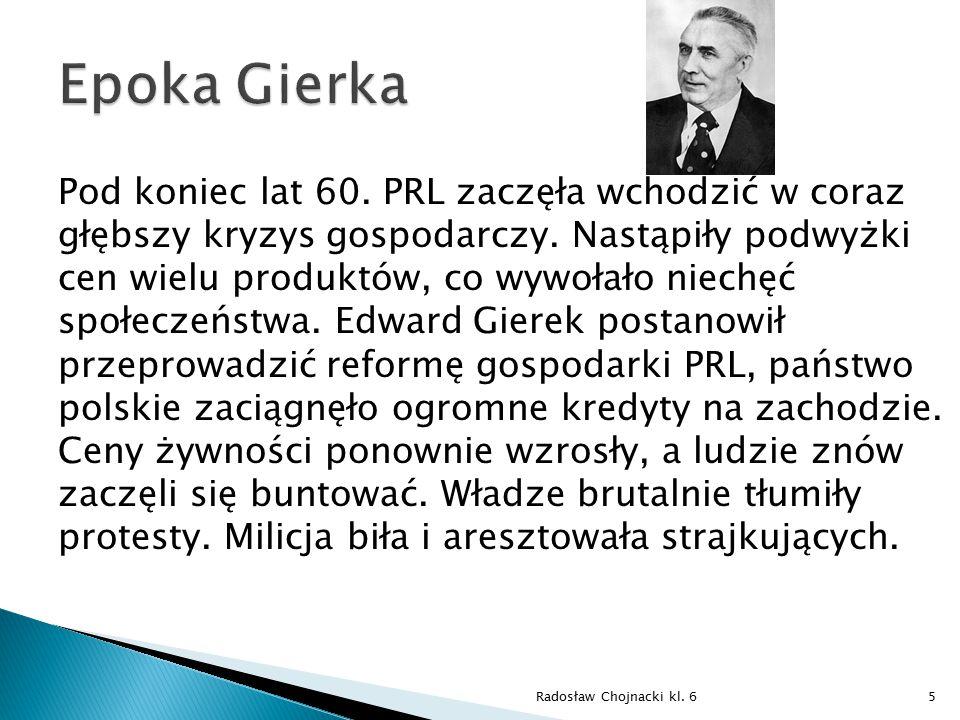 Epoka Gierka
