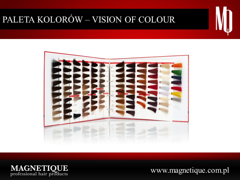 PALETA KOLORÓW – VISION OF COLOUR