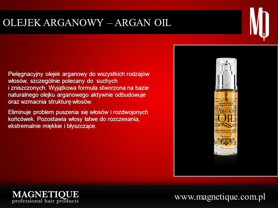 OLEJEK ARGANOWY – ARGAN OIL