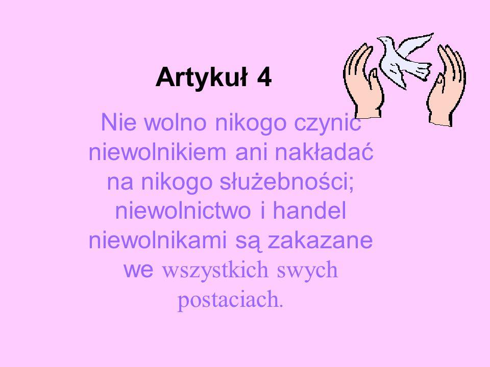 Artykuł 4