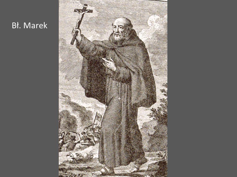 Bł. Marek Markus als Prediger