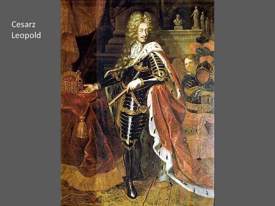 Cesarz Leopold Kaiser Leopold I