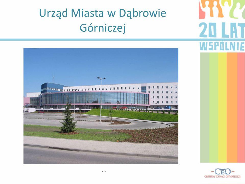Urząd Miasta w Dąbrowie Górniczej
