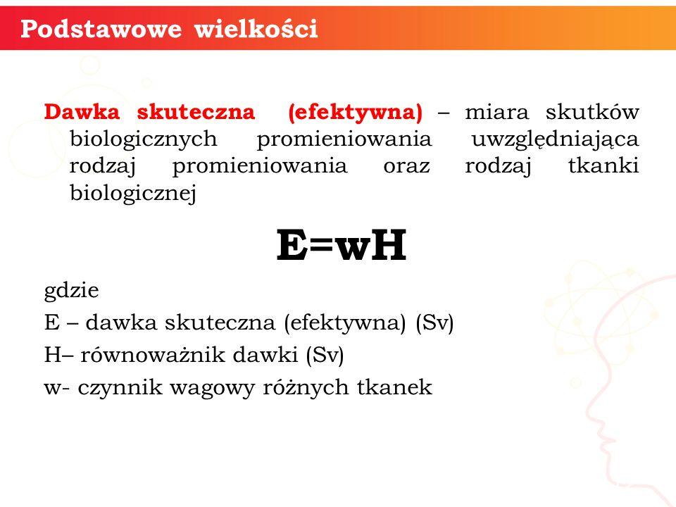 E=wH Podstawowe wielkości informatyka +