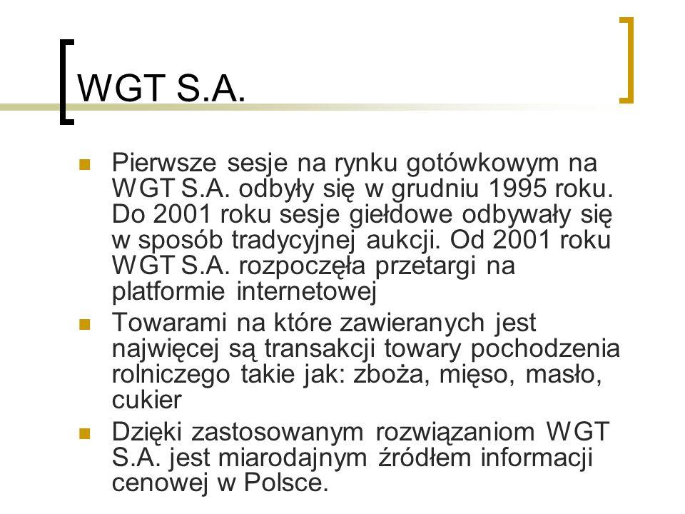 WGT S.A.