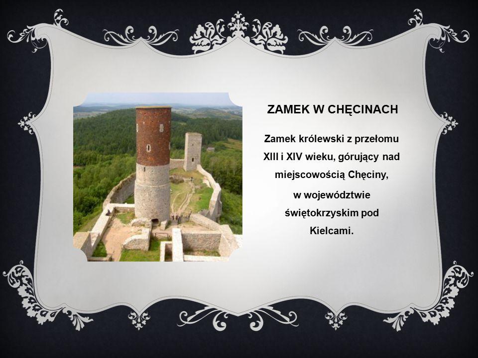w województwie świętokrzyskim pod Kielcami.