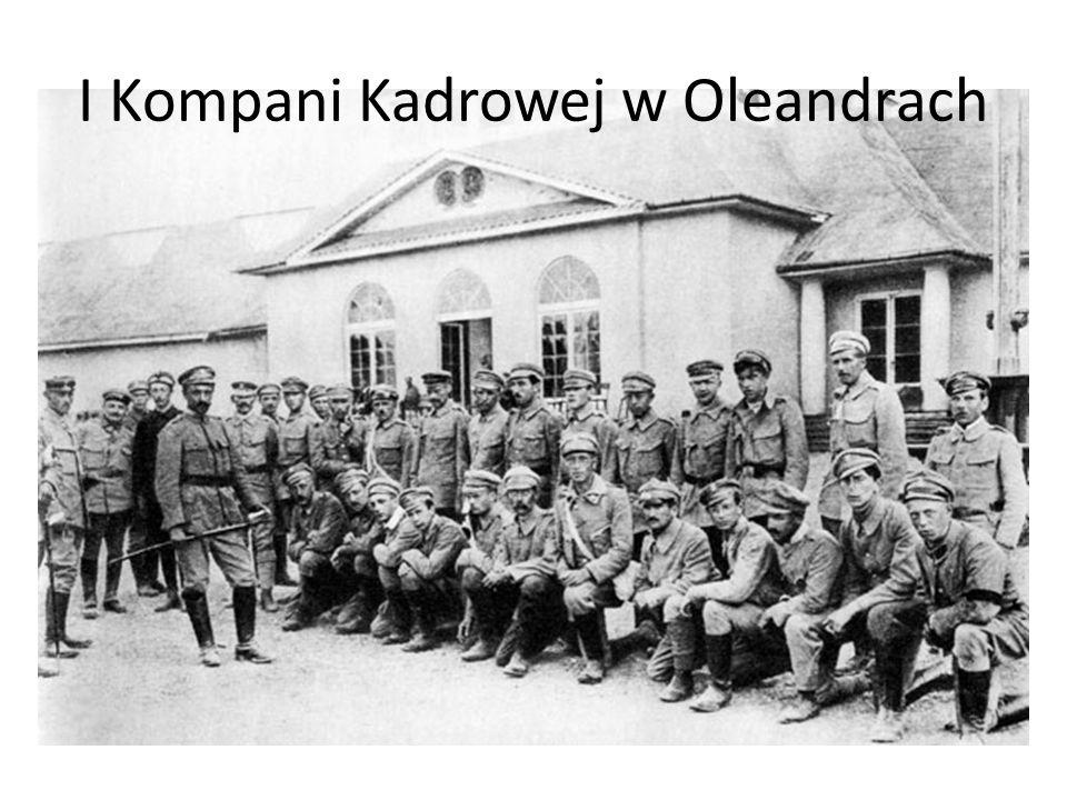 I Kompani Kadrowej w Oleandrach