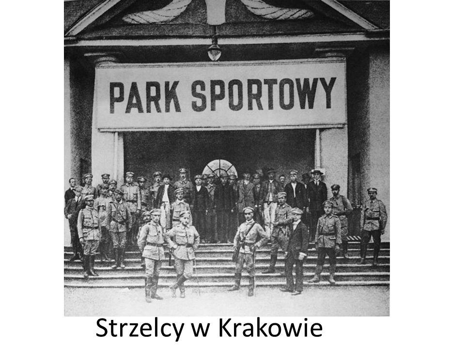 Strzelcy w Krakowie