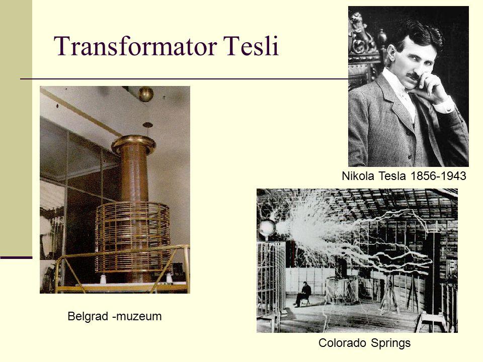 Transformator Tesli Nikola Tesla 1856-1943 Belgrad -muzeum
