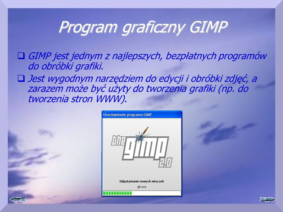 Program graficzny GIMP