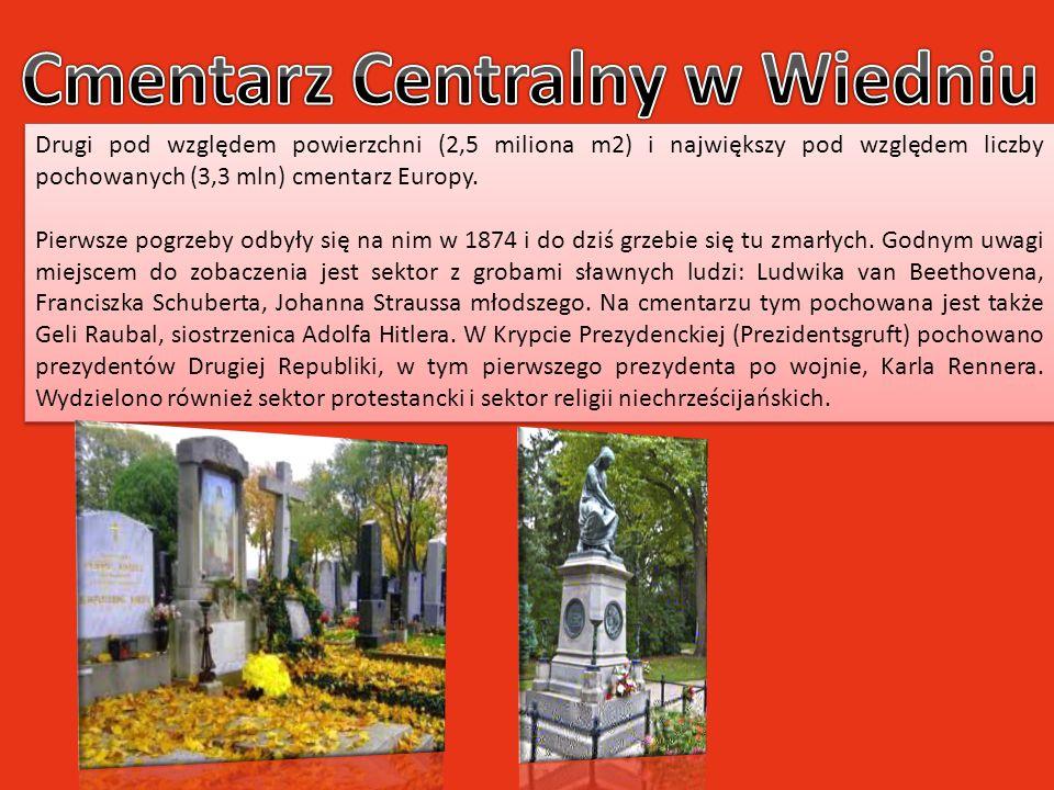 Cmentarz Centralny w Wiedniu
