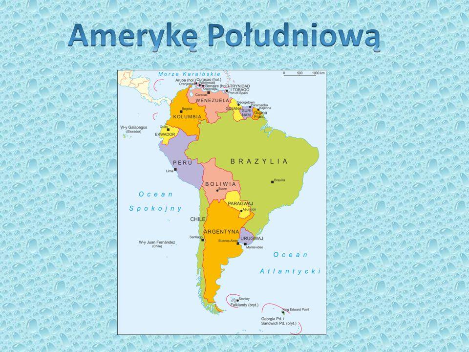 Amerykę Południową