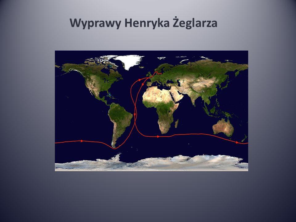 Wyprawy Henryka Żeglarza