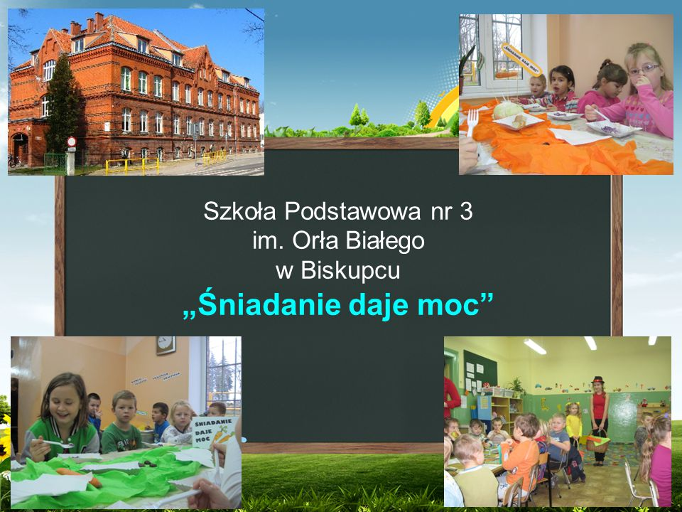 Szkoła Podstawowa nr 3 im. Orła Białego w Biskupcu