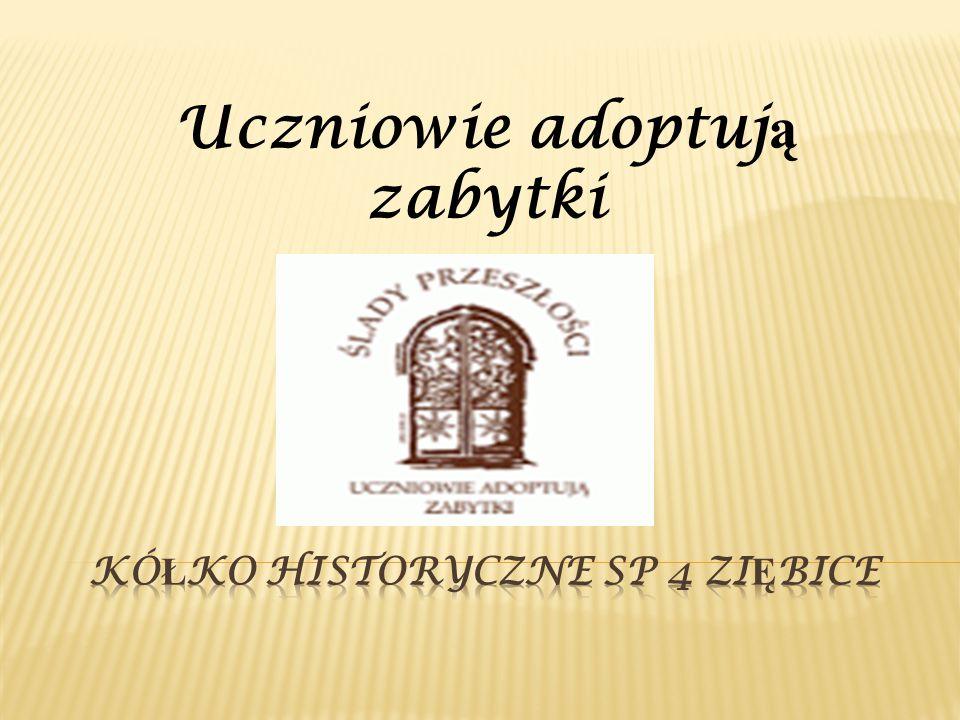 Kółko historyczne SP 4 Ziębice