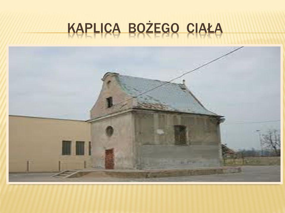 Kaplica Bożego ciała