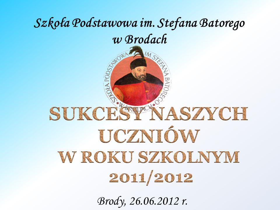 Szkoła Podstawowa im. Stefana Batorego w Brodach