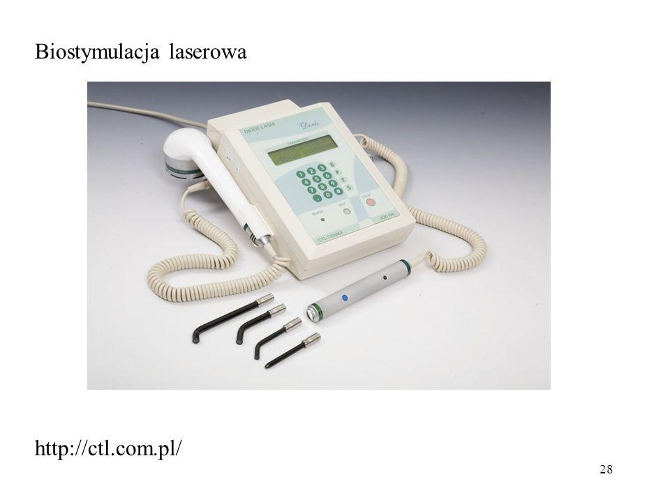Biostymulacja laserowa