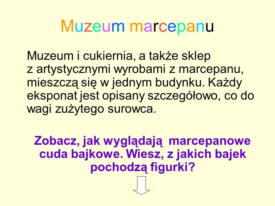 Muzeum marcepanu