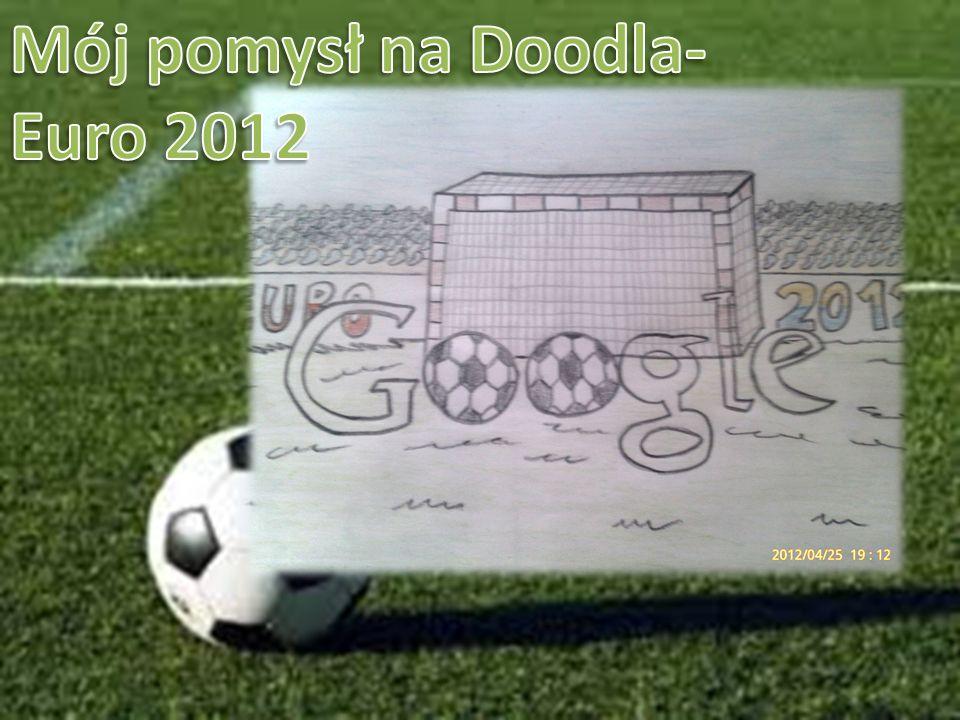 Mój pomysł na Doodla- Euro 2012