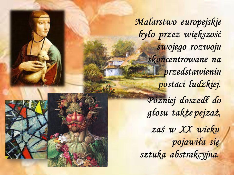 Malarstwo europejskie