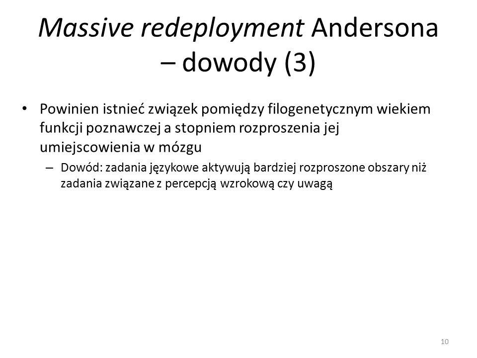 Massive redeployment Andersona – dowody (3)