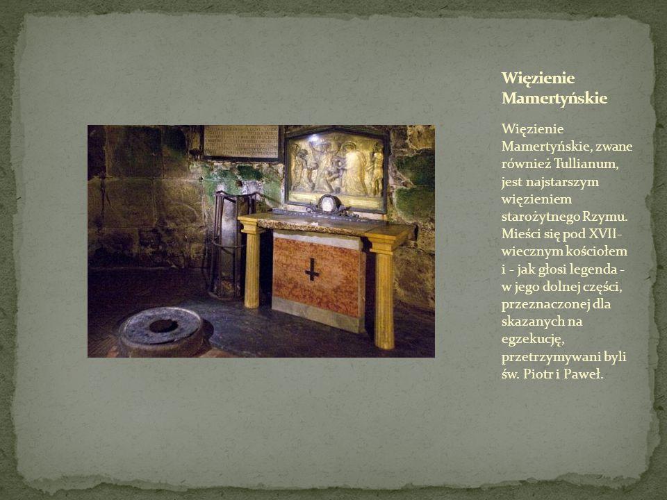 Więzienie Mamertyńskie
