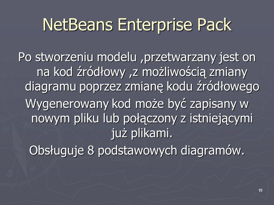 NetBeans Enterprise Pack