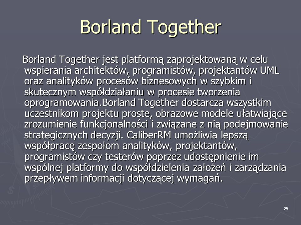 Borland Together