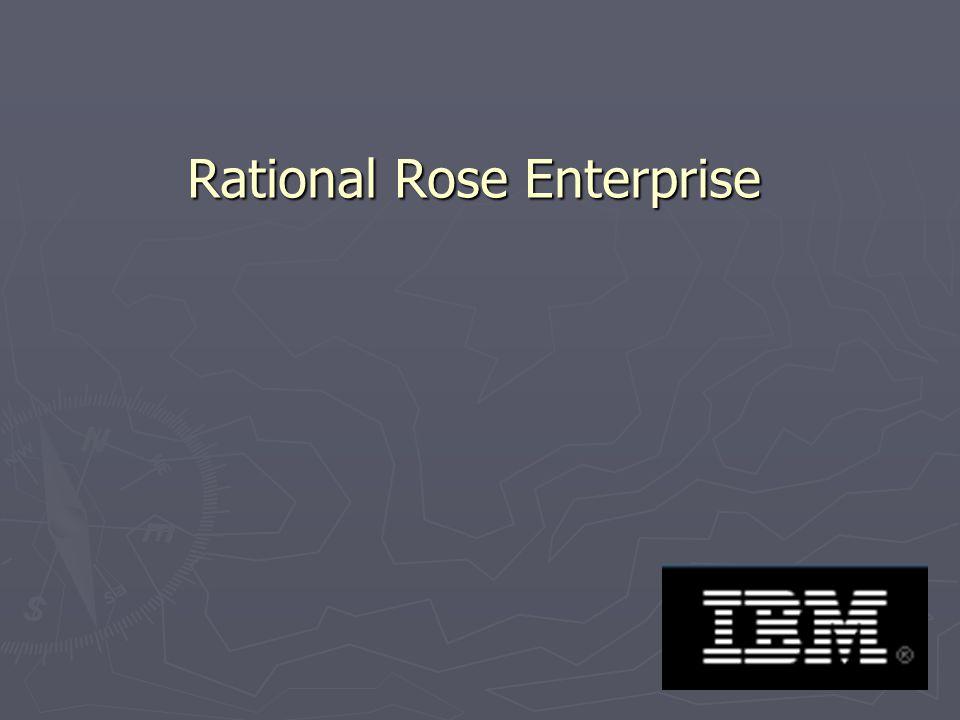 Rational Rose Enterprise