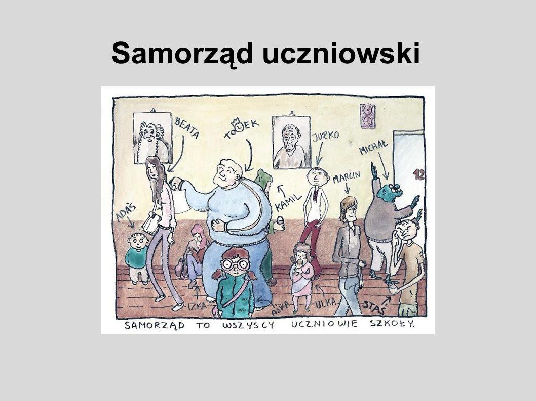 Samorząd uczniowski 2