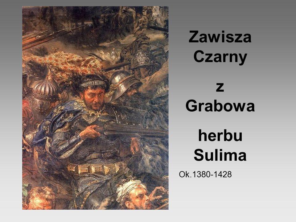 Zawisza Czarny z Grabowa herbu Sulima