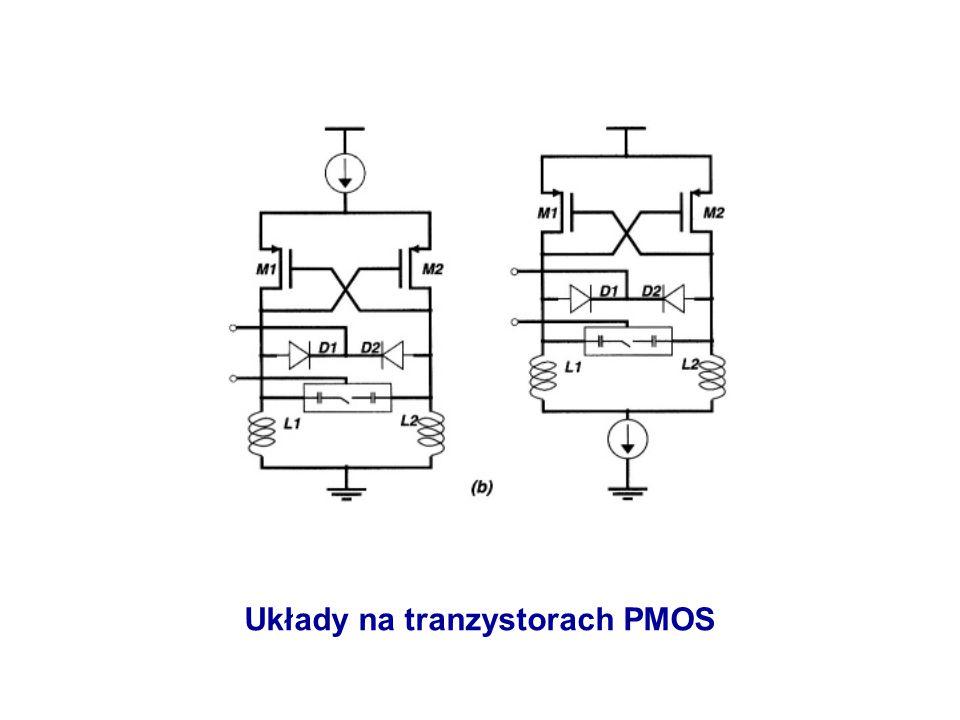 Układy na tranzystorach PMOS