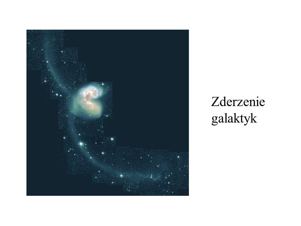Zderzenie galaktyk