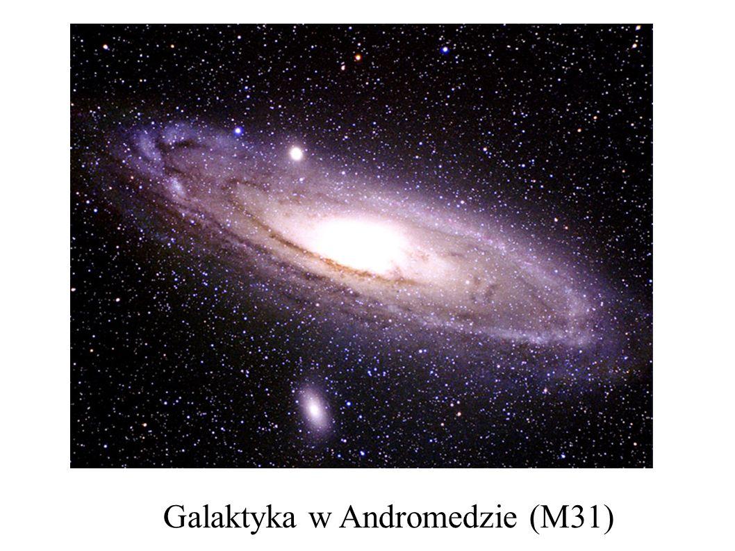 Galaktyka w Andromedzie (M31)