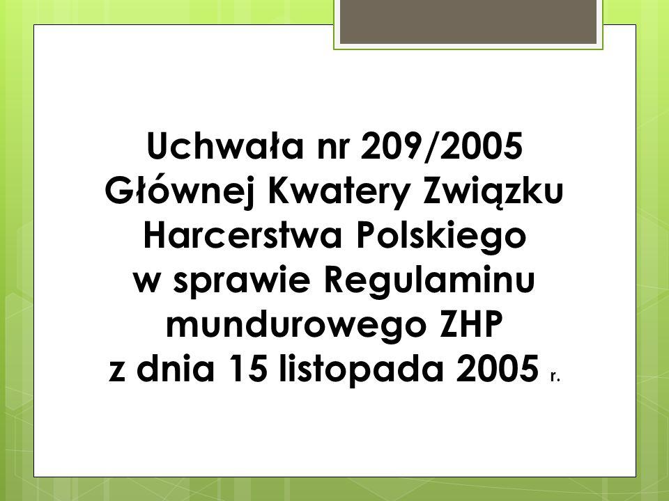 Głównej Kwatery Związku Harcerstwa Polskiego