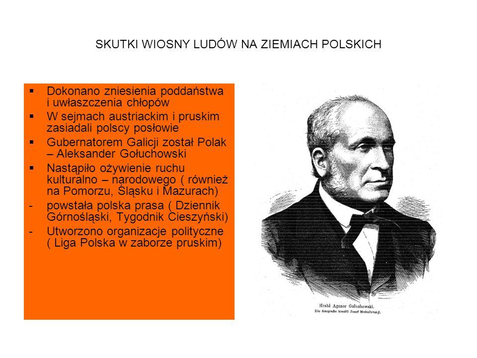 SKUTKI WIOSNY LUDÓW NA ZIEMIACH POLSKICH