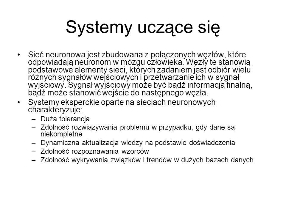 Systemy uczące się