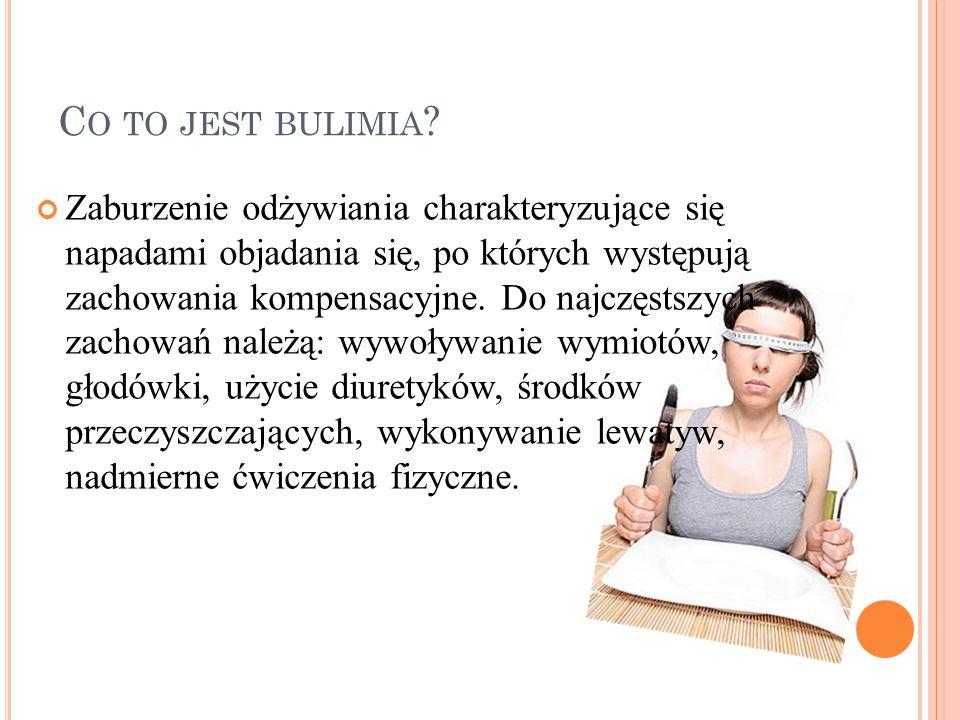 Co to jest bulimia