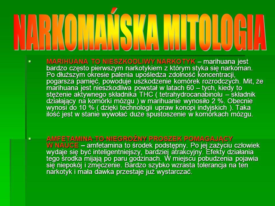 NARKOMAŃSKA MITOLOGIA